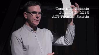 "Paul Morgan Stetler, ""Dear Dad"" episode, June 2013"