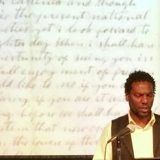 Reginald Jackson, FROM THE FRONT, Nov 2015